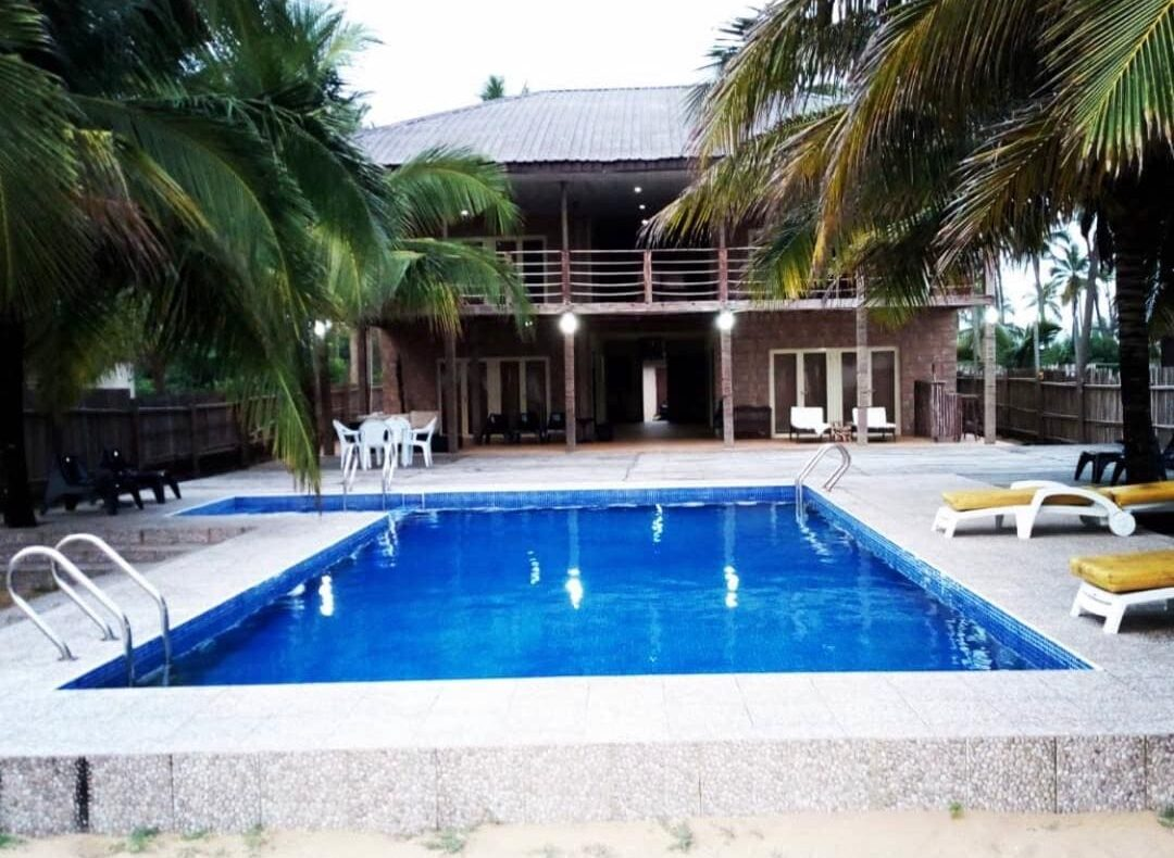 2bedroom Beach House For Shortlet Darry