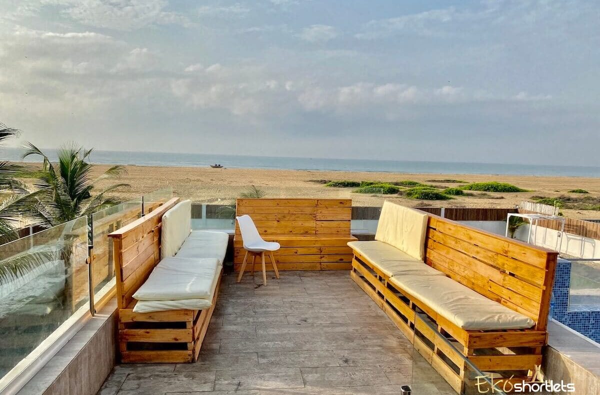 3bedroom Luxury Beach House For Shortlet
