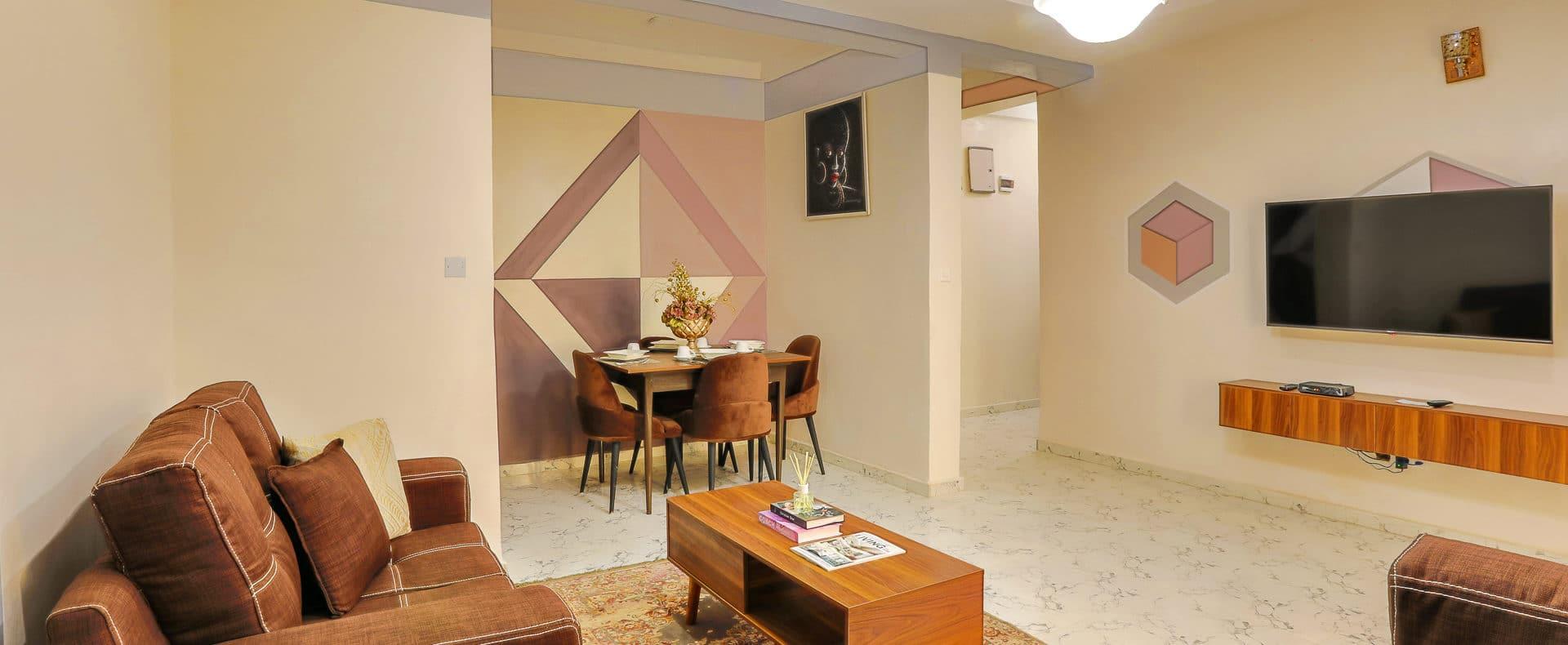 Boho 3br Apartment By Utobert At Life Camp