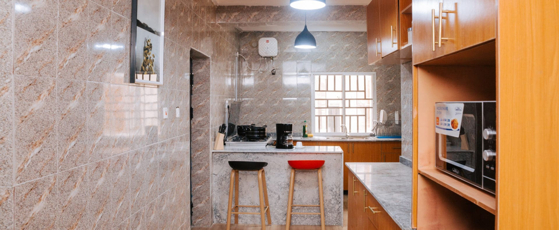 Retro Minimalist 3br Apartment By Utobert At Life Camp