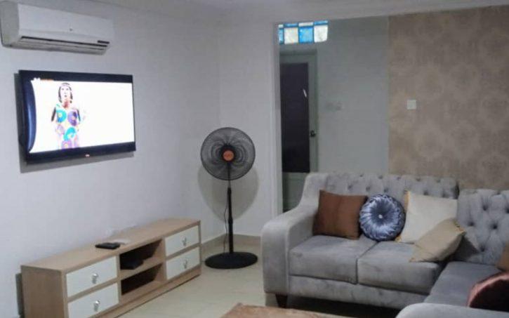 Interplux 2bedroom Apartment