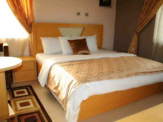 Frankville Hotel Ltd Nasarawa 54132