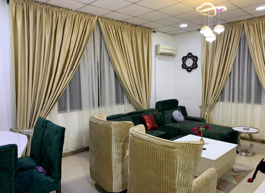 Luxury 5 Bedroom Fully Detached Duplex For Short Stay